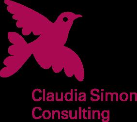 Logo Claudia Simon Consulting